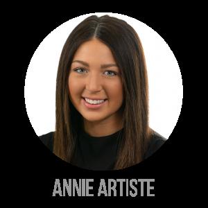 Annie Artiste Marketing Coordinator
